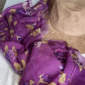 Scarf or wrap large